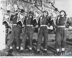 Polish 1ste Division in Breda.