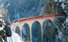 10 best scenic rail journeys in Europe