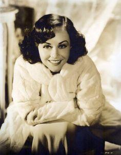 Paulette Goddard, 1940's.
