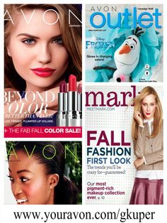 #Avon Campaign 19 Brochure NOW available -9/1/15 - www.youravon.com/gkuper
