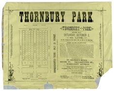 State Library Victoria - Thornbury Park Melbourne Australia, Victoria, Park, Parks