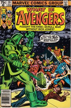 What If  20  April 1980 Issue  Marvel Comics  Grade by ViewObscura