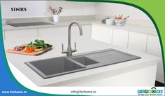 Sinks and and Kitchen Accessories - For Home Kerala Contact : 0484 4052222, +91 9061057333, 9995808617 Visit : www.forhome.in #forhome #homeaccessories #modularkitchen #appliancedealers #Kitchenaccessories #kitchenappliance