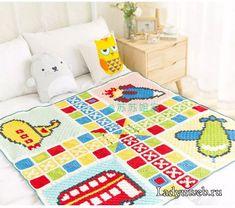 Bebek battaniyesi modellerinden yepyeni bir örnek. Köşeden başlamalı bebek battaniyesi. C2c bebek battaniyesi motif olarak ördüğümüz ve birbirine Kids Rugs, Quilts, Blanket, Bed, Furniture, Home Decor, Decoration Home, Kid Friendly Rugs, Stream Bed