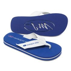 80ef4b23d9b388 Slide Sandals with your Logo