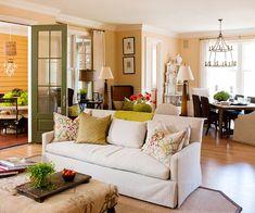 Making Arrangements Living Room Ideas