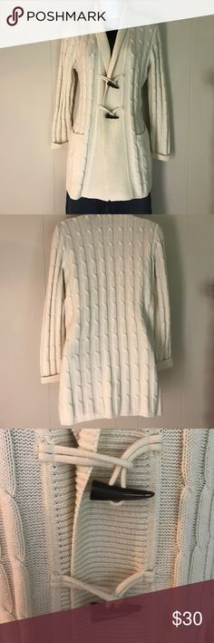 Petite Talbots sweater Beautiful Talbots sweater, that's great for the chilly weather! Talbots Sweaters
