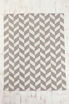 Urban Outfitters Herringbone Rug~ outdoors