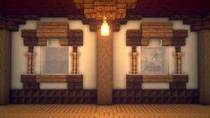 Minecraft Building Designs, Minecraft Wall Designs, Minecraft Blocks, Minecraft Interior Design, Minecraft Plans, Minecraft Decorations, Minecraft Construction, Minecraft Architecture, Minecraft Blueprints