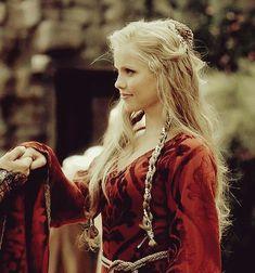 "Claire Holt as Rebekah in ""The Vampire Diaries"" Claire Holt, Medieval Dress, Medieval Fantasy, Medieval Boots, Medieval Girl, Vampire Diaries The Originals, The Originals Rebekah, Vampire Diaries Rebekah, Originals Cast"