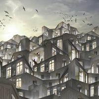 """Jean-François Rauzier es un artista francés nacido en 1952.En 2002, su trabajo artístico tomó un giro innovador y radical: inventó el concepto de """"""""Hiperfotografía"""""""". Crea imágenes virtuales consistentes en varios cientos de tomas, realizadas con teleobjetivo y ensambladas por ordenador. Banksy, Sweet Home, Drawings, Photography, Painting, Artists, Concept, Innovative Products, Art"""