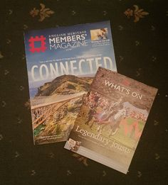 It's always a good day when I get a delivery from English Heritage 😀😀 English Heritage, Happy Reading, You Are The World, Amazing Adventures, Suzy, Stock Pictures, Travel Tips, Delivery, Explore