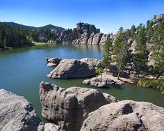 Get information about the wide variety of state parks in South Dakota as well as national parks and their major attractions. South Dakota Vacation, South Dakota Travel, South Dakota State, Custer State Park, State Parks, Sylvan Lake, The Great Outdoors, National Parks, Scenery