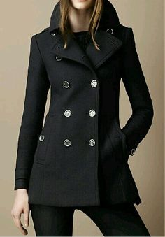 Winter coat - love this. It would be REALLY cute in a dark gray too!