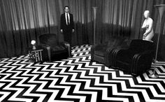 All I want in our new house is a room modeled after the Twin Peaks room...is that too much to ask?