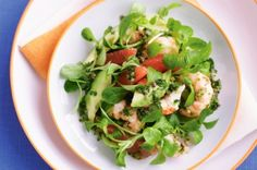 Yabby salad with a herb dressing main image