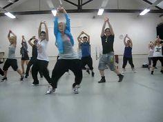 'OMG' Usher choreography by Jasmine Meakin