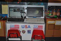 nasa mission control dramatic play ideas - photo #12