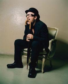 Bono. Pure inspiration.