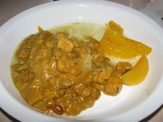 Moms Chicken Curry