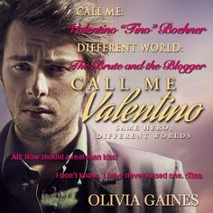 He Said, She Said - Fictional Friends: Will The Real Valentino Please Stand Up? Day 3 | All The Things Inbetween Blog | Olivia Gaines