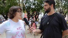 Fala que eu te chuto!!! Entrevista com as feministas (sem cortes)
