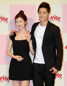 Jung So Min y Kim Hyun Joong - Playful Kiss Live in Osaka