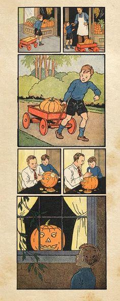 October Halloween traditions