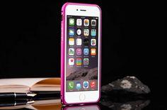free shipping, 3dstown.net iphone case, metal bumper case, iphone 6 stand bumper, iphone 6 plus stand bumper