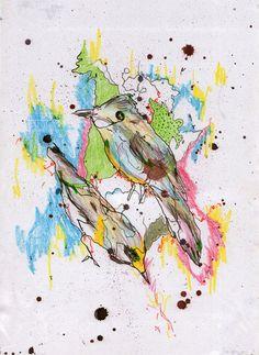 Birds of an Artist