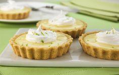 Tortelete de limão - mini torta torteleta