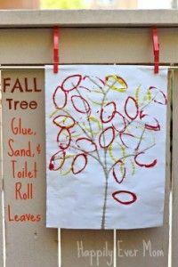 Fall tree Happily.Ever.Mom