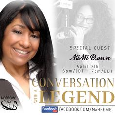 A career salute to legendary WDAS radio announcer Mimi Brown... a journey that goes from Will Smith being her co-host, to bringing artists like Prince and Queen Latifiah to the stage in Philadelphia! Bronn, Artists Like, Special Guest, Will Smith, Philadelphia, Stage, Career, Prince, Journey