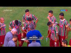 Torcida do Fluminense ofendida pela declaração do técnico do Sporting de...