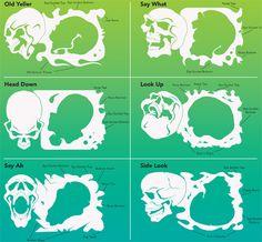 Scott McKays - Six Pack O' Skulls