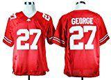 Eddie George Ohio State Buckeyes Throwback Jerseys