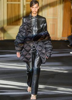 Acne Studios: Fashion Week Paris 2016
