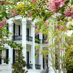A view from the outside of our Grand Plantation Luxury Wing.  If you can, a stay in one of our luxury suites is a rejuvenating and relaxing way to treat yourself!