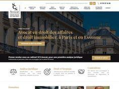 10 Idees De Profession Liberale Sites Internet En 2021 Agence Web Cabinet D Avocat Rennes