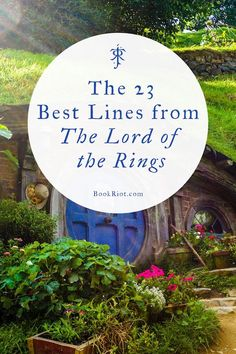 The 23 Best Lines from The Lord of the Rings