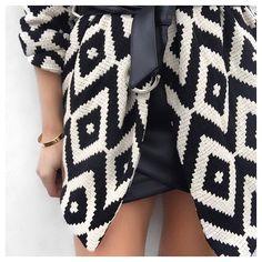 @boho_addict - Vegan LennyB Leather Skirt - Kimono