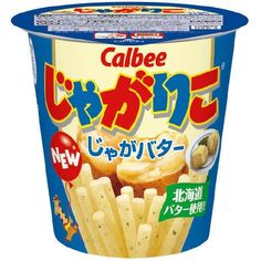 This is a stick-type potato snack flavored with rich Japanese butter from Hokkaido. Jagarico is a long-selling and one of the most popular Japanese snacks made by Calbee. Japanese Snacks, Japanese Sweets, Cereal Recipes, Snack Recipes, Oven Plate, How To Cook Polenta, Potato Sticks, Butter Potatoes, Cute Food