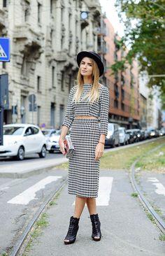 Looks de street style para llevar a la oficina | Galería de fotos 11 de 127 | VOGUE