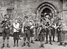 The village of Abbots Bromley in Staffordshire is home to one of the most intriguing British folk customs, the Horn Dance .