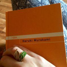 1954, 1984, 1645,1881, 2006, 771, 2041...  Saturday with Haruki Murakami and Book 1&2