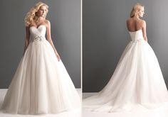 Vestido de Noiva IN-A224N