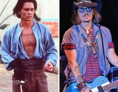 Men of the -- Johnny Depp Stars Then And Now, Johnny Depp, Gorgeous Men, Cute Animals, Celebs, People, Technology, Fashion, Pretty Animals
