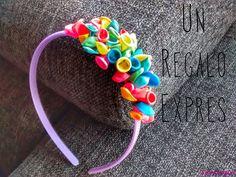 Diy Headband, Headbands, Ballon Crafts, Felt Hair Accessories, Daisy Girl Scouts, Crazy Hats, Hair Hoops, Winter Crafts For Kids, Rainbow Loom