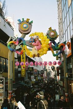 Takeshita Dori! Must go to place for Kawaii JapanLovers!