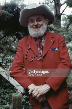 American photographer Ansel Adams (1902 - 1984), 1982. (Photo by Nancy R. Schiff/Getty Images)